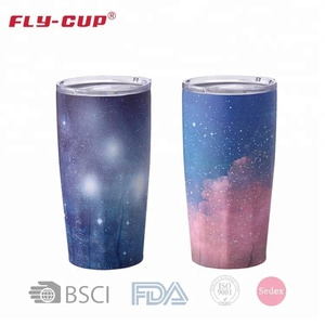 cheap promotional vacuum insulated travel double wall stainless steel tumbler 30 oz eco friendly coffee mugs