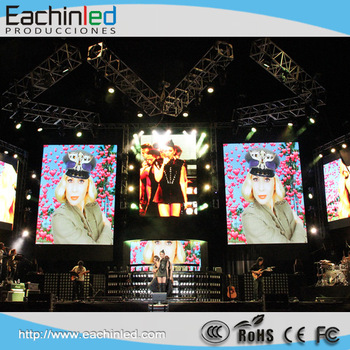 500mmx500mm Led Panel Screen P3.9 Indoor Event Rental Led Display ...