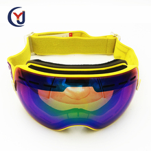 2017 top model sports racing polarized snow boarding ski goggles China manufacturer