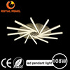Remote control ceiling light dome light interior circle design Ra 80 ceiling light for room