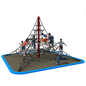 Super Funny,popular outdoor climbing equipment.Outdoor Park Spider Man Climbing Playground Equipment