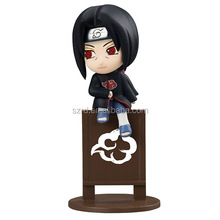 Nieuwe ontwerp <span class=keywords><strong>naruto</strong></span> action figure, PVC <span class=keywords><strong>naruto</strong></span> speelgoed 6 stks/<span class=keywords><strong>set</strong></span>, custom design <span class=keywords><strong>naruto</strong></span> action figures
