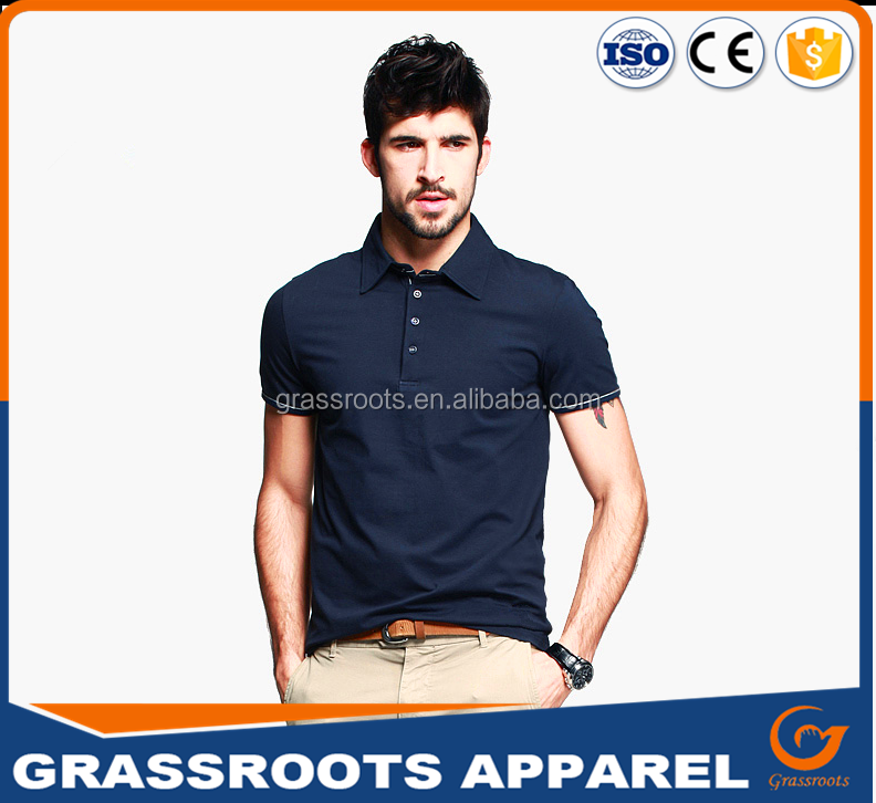nice new model high quality men polo t shirt ,100% polo t- shirt jersey from chinese factory