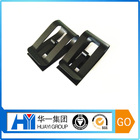 Fashionable spring steel electrophoresis flexible quick release sheet metal spring clips