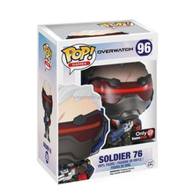 <span class=keywords><strong>Funko</strong></span> <span class=keywords><strong>POP</strong></span> <span class=keywords><strong>figuur</strong></span> Overwatch #96 Soldaat 10 cm speelgoed action figure