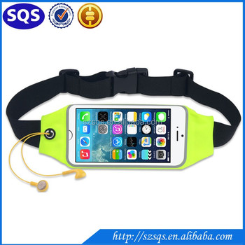 new arrival 17e7a 51700 Waist Bag Packet Elastic Running Band Running Belt For Iphone 6 / 6 Plus &  Android Smartphones - Buy Elastic Running Belt,Waist Running Belt,Running  ...