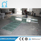 factory outlets aluminum china wholesale plexiglass stage