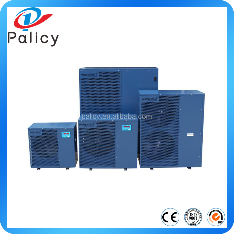 Chiller swimming pool high efficiency laser water cooled chiller