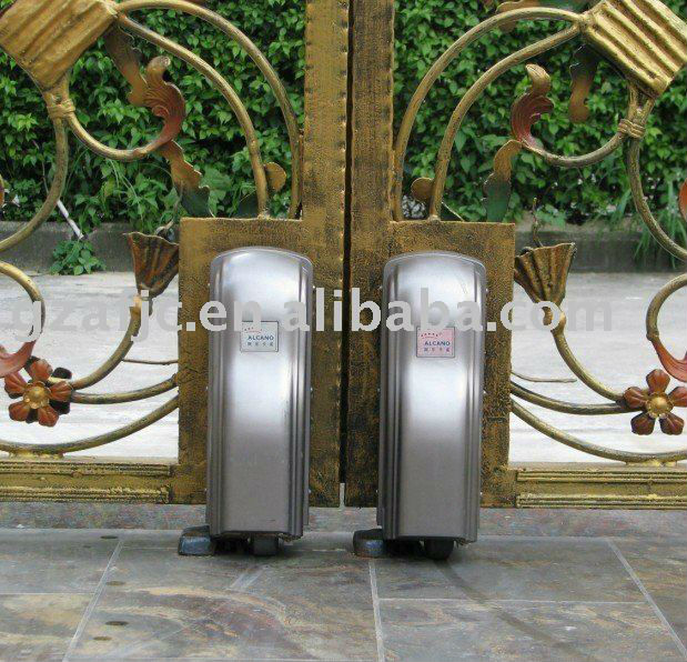Guangzhou electric swing gate mechanism, swing garden door operator