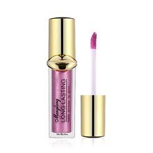 Großhandel make-up magie schimmer lipgloss private label lipgloss mit glitter lipgloss rohr