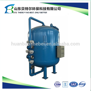 China High Quality Stainless Steel Automatic Self Cleaning Mechanical Filter \ Sand Filter \ Water Filter For Water Treatment