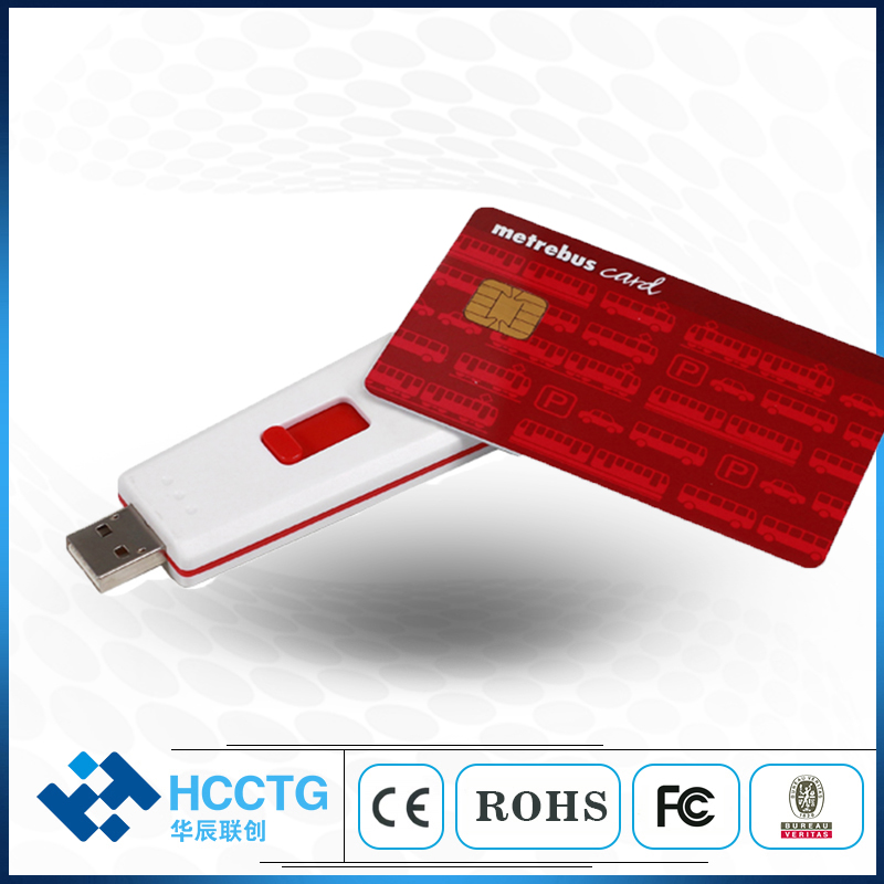 Hot Selling USB Mobile Atm NFC Credit Card Reader Writer ACR122T
