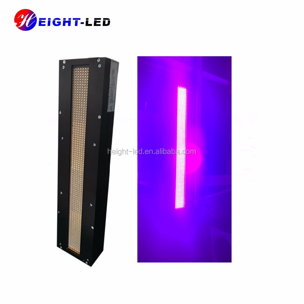 HTLD high power fast curing uv led printing machine