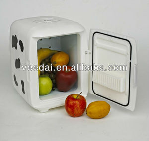 6L portable milk cow 220v fruit mini fridge freezer