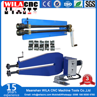 manual or motorized bead roller of metal forming tools kit