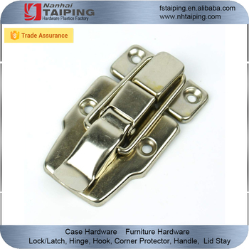 34529a0efd Drawbolt Closure Latch For Guitar Case /musical Cases Nickel - Buy ...