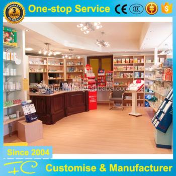 Practical drug store furniture for medical store interior design. Practical Drug Store Furniture For Medical Store Interior Design