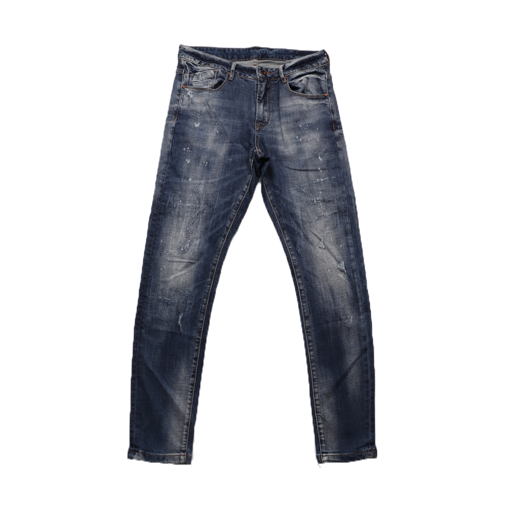 6ed577f1cb7475 Mens New style cargo jeans pent made in China wholesale denim pants men