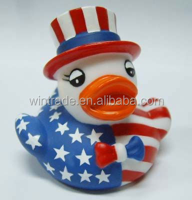 July 4th American duck hat