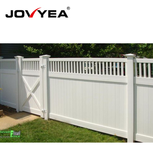 Factory supply attractive price easily assembled Indoor plastic fence