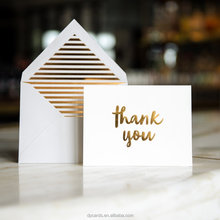 High quality wedding thank you cards thank you cards wholesale with cheap price