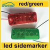 red green truck led side marker turn signal lights