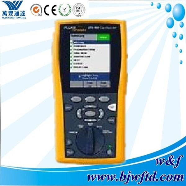 Fluke Networks DTX-1200 Cable Antenna Analyzers