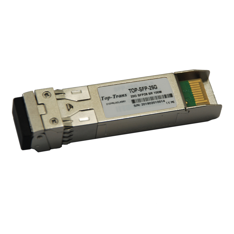 25G SFP28 SR 100m OM4 MMF optics modules optical fiber switch sfp