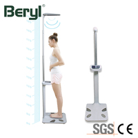 2019 Hospital Drugstore Digital Electronic Medical Weight and Height Human Scale