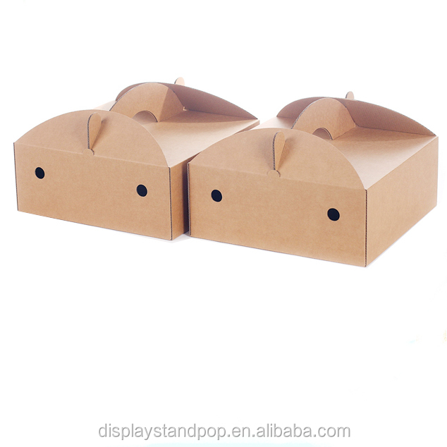 Wholesale corrugated paper fresh fruit packing small box cheap