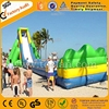 New design giant hippo inflatable water slide A4040