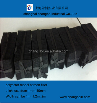 Activated Carbon Sponge Filter Mesh,Activated Foam,Activited ...