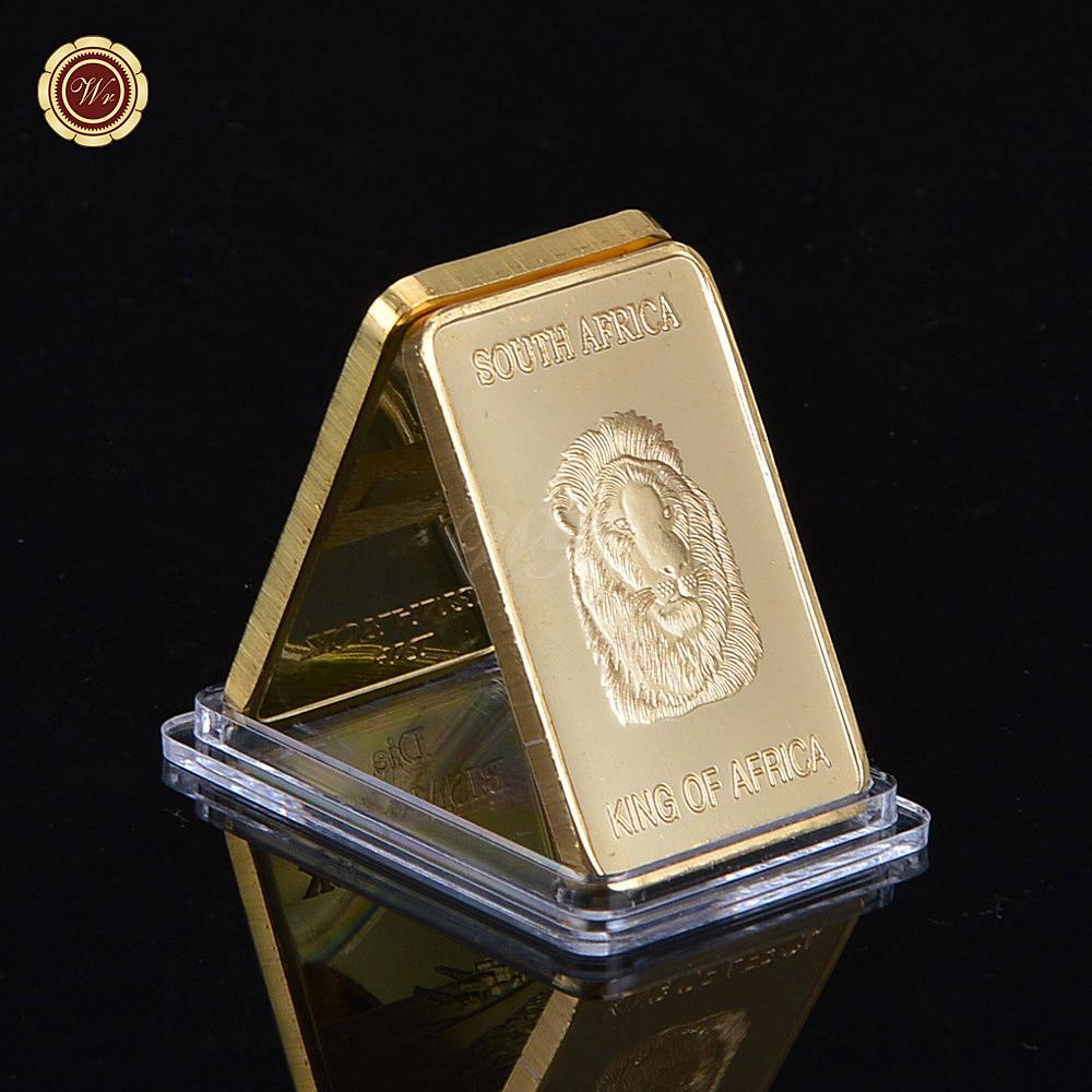 Other Bullion 1oz Gold Plated Bullion Bar Terrific Value