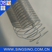 Large Diameter PVC Pipe 4 Inch Spring Steel Wire Hose