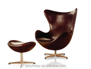 Fashion Living Room Furniture Retro Egg Chairs For Sale