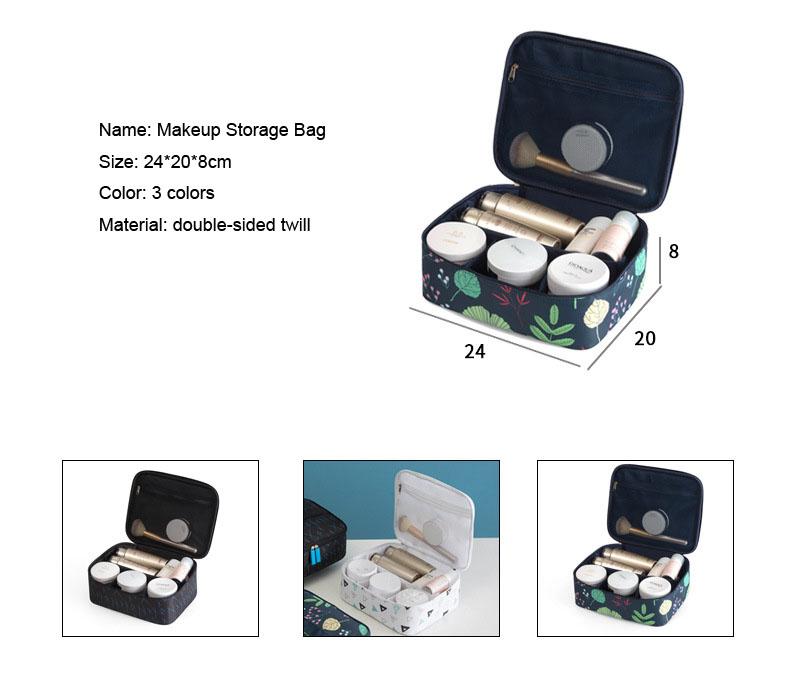 Kosmetiktasche Make-up benutzerdefinierte Make-up Kosmetiktasche Tasche