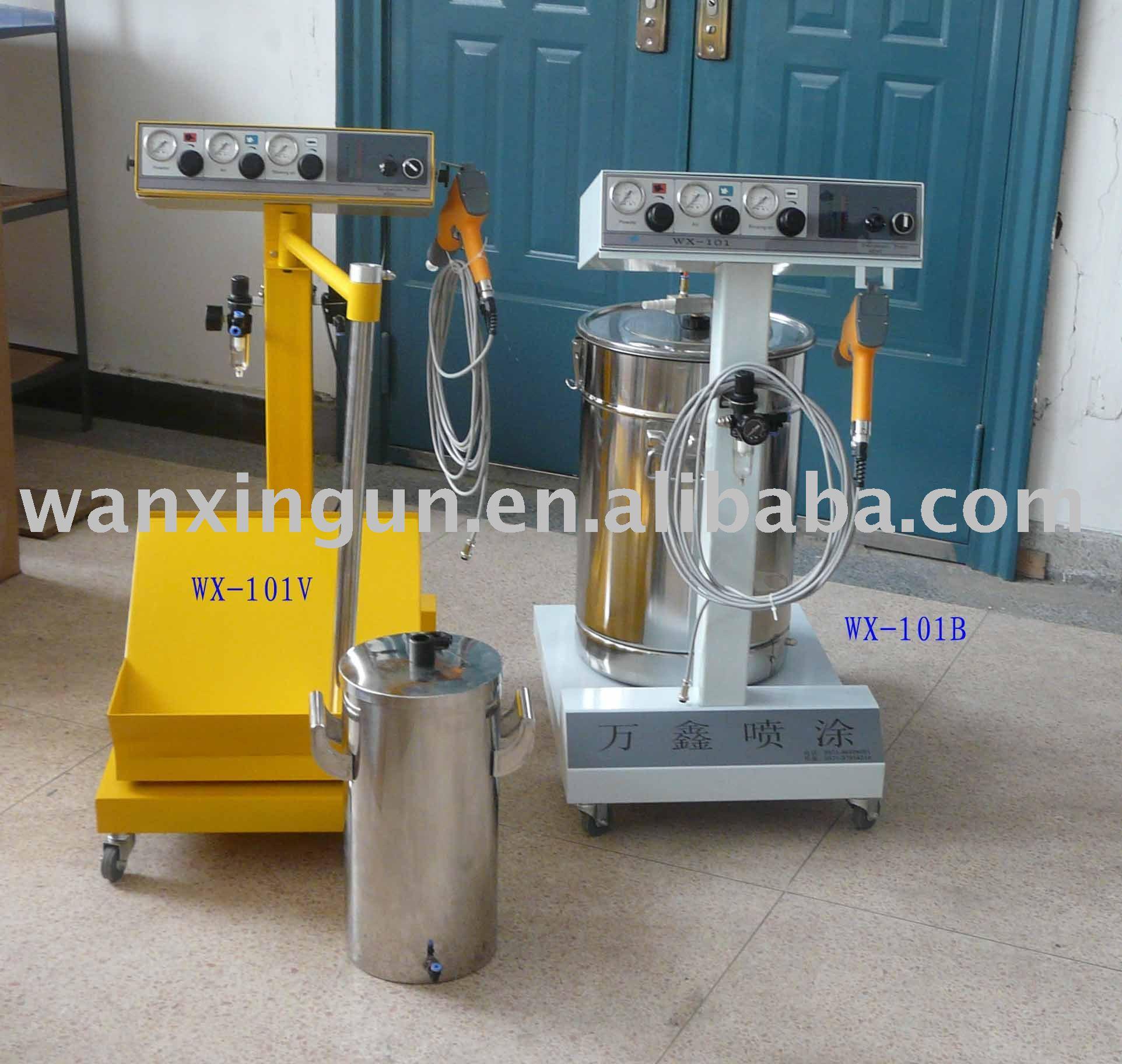 Wanxin Aluminum Epoxy Powder Coating Machine