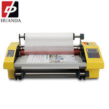 HD-FM365 <span class=keywords><strong>A3</strong></span> A4 365mm Digitale <span class=keywords><strong>Hot</strong></span> Cold Roll Folie <span class=keywords><strong>Laminator</strong></span>, Plastic Gelamineerd Roll