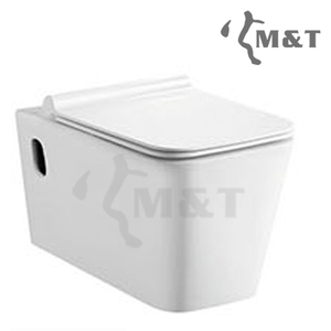 Factory production cheap black toilets european wall hung toilet round wall toilet