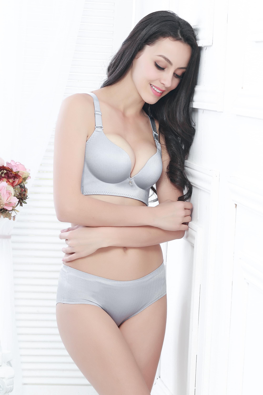 9026d37fc49 SALLY NICE Breast Feeding Bra Pregnant Maternity Nursing Bra Cotton  Seamless Detachable Steel-Ring Breastfeeding Bra ...