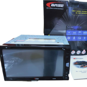 Hot Car DVD/DIVX/VCD/CD/WMA/MP5/MP4/MP3 Player With FM/USB/SD/BT, Car Audio  Stereo