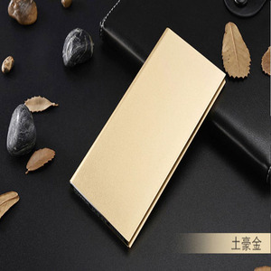 Free Logo Customization for Quick Charger Power Bank 20000 mAh Portable Power Source QC3.0 Fast Charging Charger Power