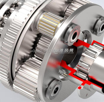 Hydraulic Motor Planetary Gearbox With Types Of Planetary
