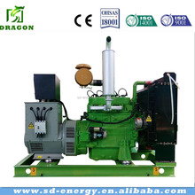 Low Speed High Energy Saving 150kw coal gas themoelectric generator