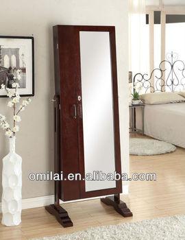 Beautiful Floor Mirror Frame/Over The Door Mirror