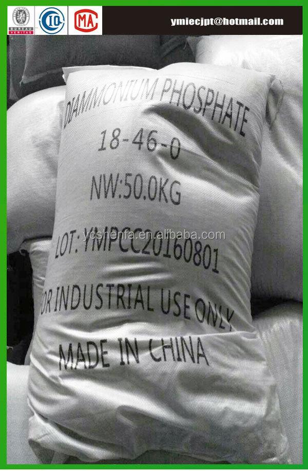 Dap Fertilizer 18-46-0 Diammonium Phosphate Fertilizer Factory In ...