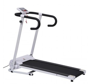 Folding Motorised Electric Treadmill Running Machine Fitness Power Exercise