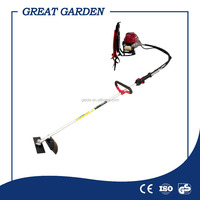 Professional shock-absorbing backpack weed trimmer BCH280-GX35