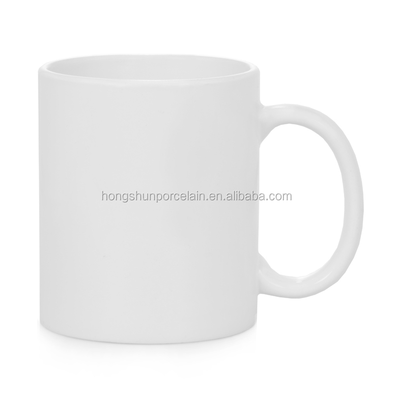 Plain White Coffee Mugs For Printing Supplieranufacturers At Alibaba