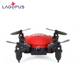 QFX-Q 2Foldable RC Mini Drone Quadcopter Professional Remote Control Helicopter Aircraft NO camera